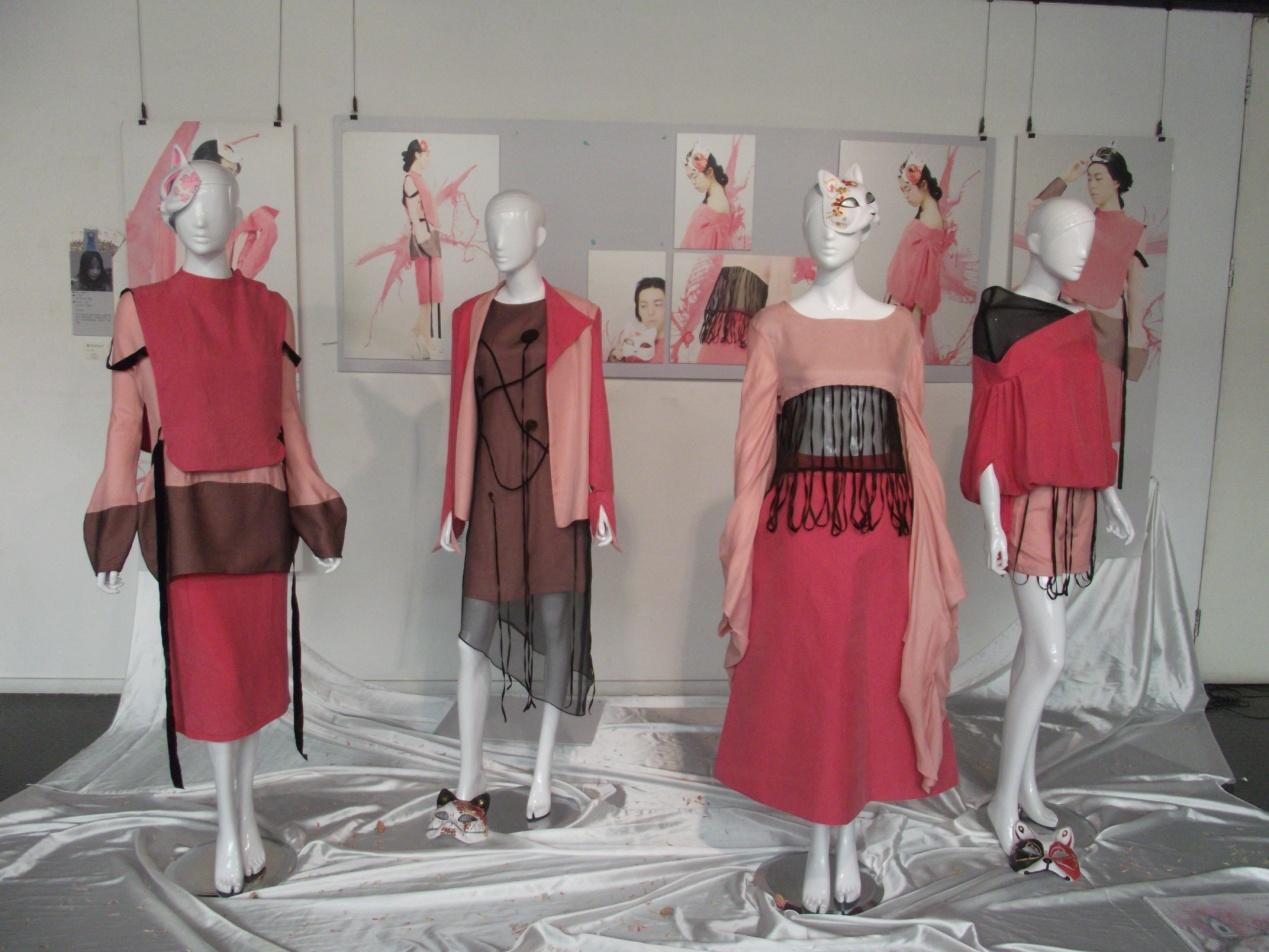 杨同学服装设计毕业作品